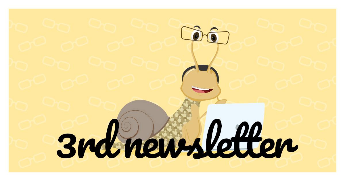 3rd newsletter featured